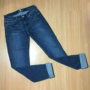 7 Seven For All Mankind Skinny Jeans Roxanne Dojo